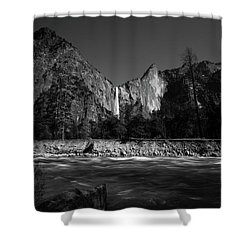 Sources Shower Curtain