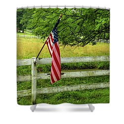 South Anne Arundel Shower Curtain