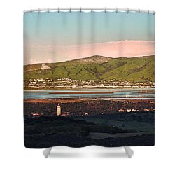 South Bay With Stanford Shower Curtain