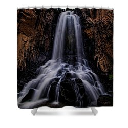 South Clear Creek Falls Shower Curtain