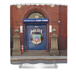 South Manhattan Task Force 1 Shower Curtain