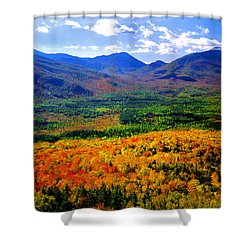 South Meadow Shower Curtain