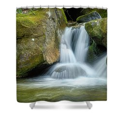 Shower Curtain featuring the photograph South Mtn State Park 2 by Joye Ardyn Durham