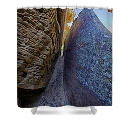 South Of Pryors 21 Shower Curtain