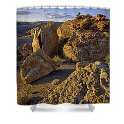 South Of Pryors 32 Shower Curtain