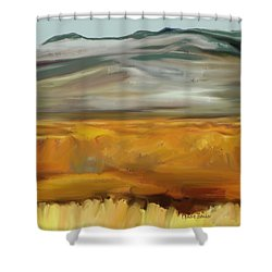 South Of Walden Shower Curtain