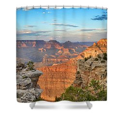 South Rim Shower Curtain