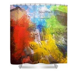 Southall Nagar Kirtan Shower Curtain