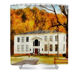 Southern Charn Shower Curtain