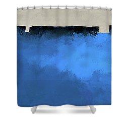 Southern Reach 2 Shower Curtain