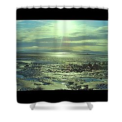 Southerness Shower Curtain