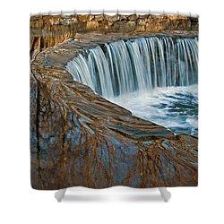 Southford Falls Shower Curtain