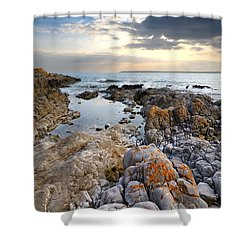 Southgate 2 Shower Curtain