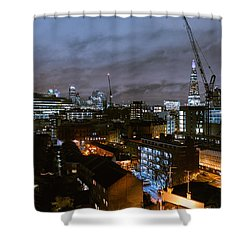 Southwark Shower Curtain