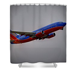 Southwest Departure Shower Curtain