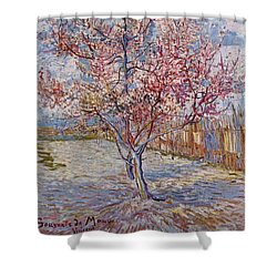Souvenir De Mauve Shower Curtain