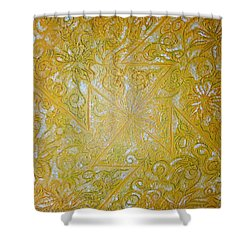Sowillo Shower Curtain