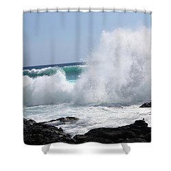 Sp-lash Shower Curtain