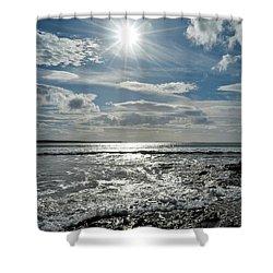 Spanish Point  Shower Curtain