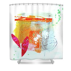 Spare Parts#2 Shower Curtain by Jane Davies