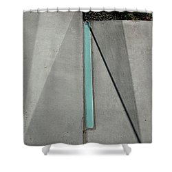 Triangle Elation Shower Curtain