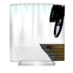 Specialized Launchpad Shower Curtain