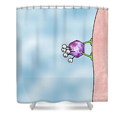 Speck Shower Curtain