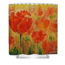 Spectacle Shower Curtain