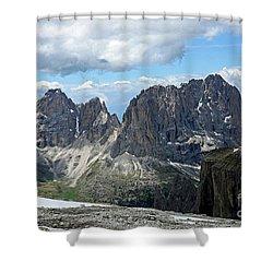 Spectacular Creation Shower Curtain