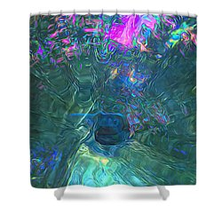 Spectral Sphere Shower Curtain