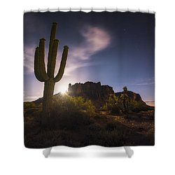 Shower Curtain featuring the photograph Spell Bound by Dustin  LeFevre