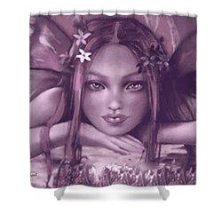 Spellbinding Shower Curtain
