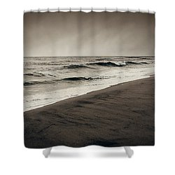 Spending My Days Escaping Memories Shower Curtain by Dana DiPasquale