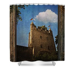 Speyer Castle Shower Curtain