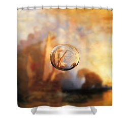 Sphere 11 Turner Shower Curtain