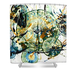 Spherical Joy Series 170.171.011011 Shower Curtain
