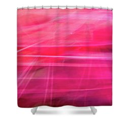 Spider Lily Bottom Shower Curtain
