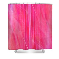 Spider Lily Mix Shower Curtain