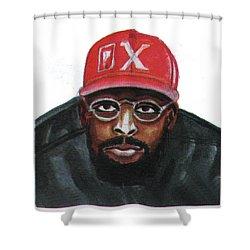 Spike Lee Shower Curtain