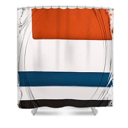 Spill Shower Curtain