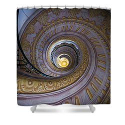 Spiral Staircase Melk Abbey IIi Shower Curtain