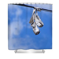 Spirit And Soul Shower Curtain