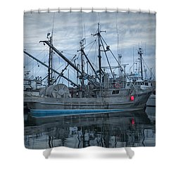 Shower Curtain featuring the photograph Spirit At Rest by Randy Hall