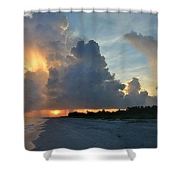 Shower Curtain featuring the photograph Spirit Flowing by Melanie Moraga