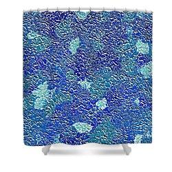 Spirit Odissi Shower Curtain