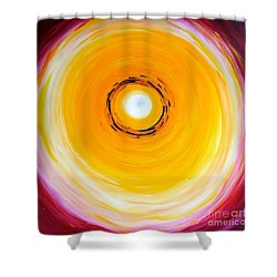 Spirit Of Gratitude Shower Curtain