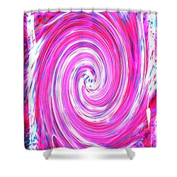 Spirit Of Joy Shower Curtain