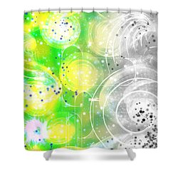 Spirit Of Nature I Shower Curtain