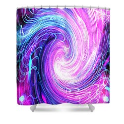 Spirit Of Passion I Shower Curtain