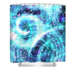 Spirit Of Sky I I Shower Curtain
